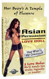 Asian Fever Persuasion Love Doll