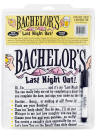 Bachelor's Last Night Out Tee Shirt