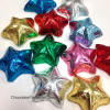 Foil Wrapped Chocolate Stars