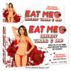 Eat Me Gummy Thong & Bra Set Gummy Panties Undies