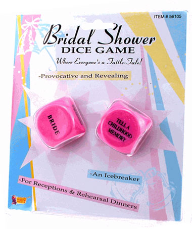 bridal shower party games and supplies colossal diamond ring joke engagement ring