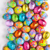 Madelaine Milk Chocolate Eggs Foil Wrapped