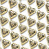 Madelaine Gold Foil Milk Chocolate Hearts