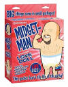 Midget Man Inflabable Love Doll Blow Up