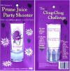 Prunce Juice Party Shooter Shotglass Over the Hill